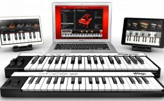 iRig Keys and iRig Keys PRO Main Image