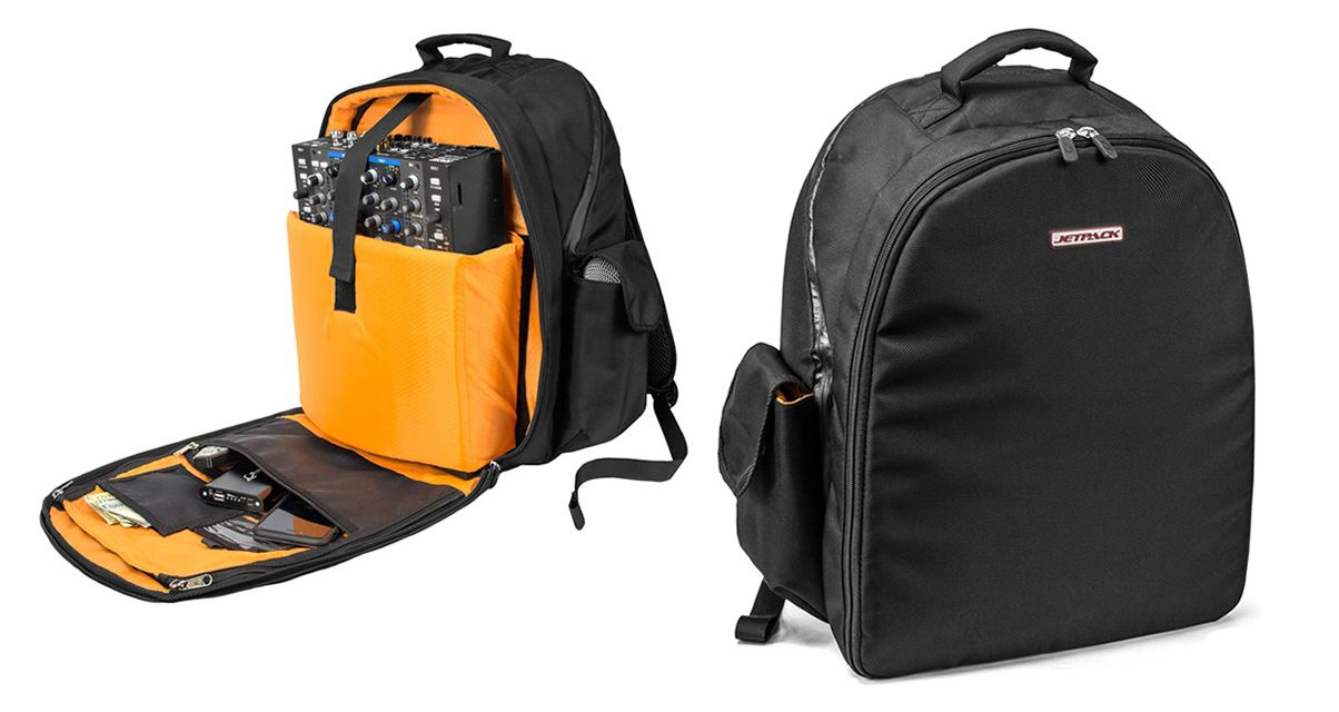 The Jetpack Prime Is A Dj Bag Meant To Hold Ton Of Gear Including Two Channel Mixer Or Controller We Take Good Look At It In This Review