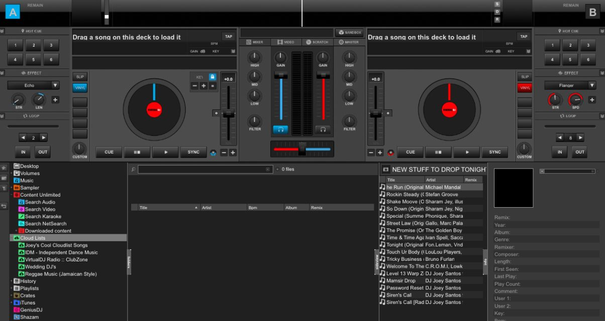 Review & Video: Virtual DJ 8 1 Software - Digital DJ Tips