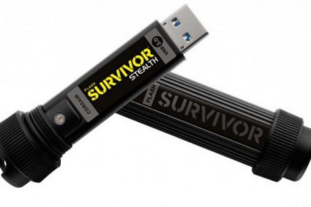 Corsair Flash Survivor Stealth USB