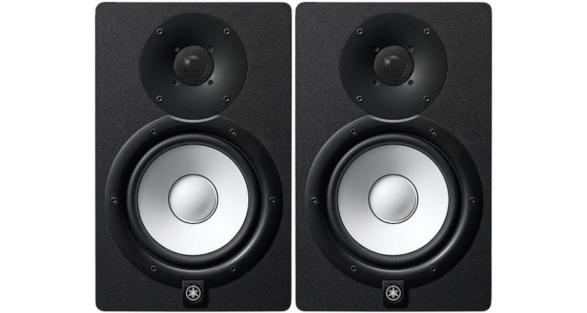 yamaha hs7 speakers review digital dj tips