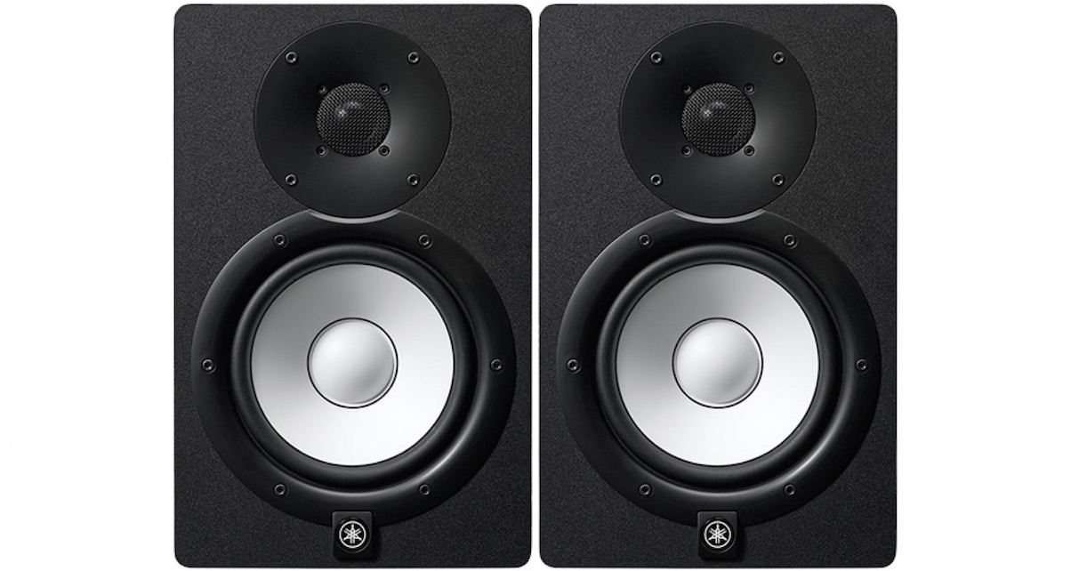yamaha hs7 speakers review digital dj tips. Black Bedroom Furniture Sets. Home Design Ideas