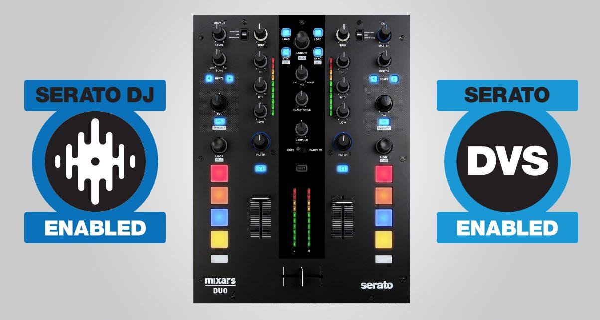 Mixars Duo