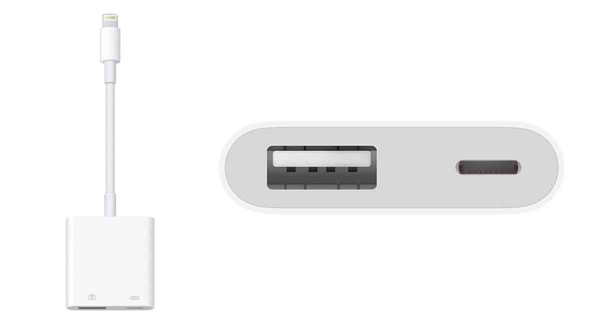Lightning To USB 3