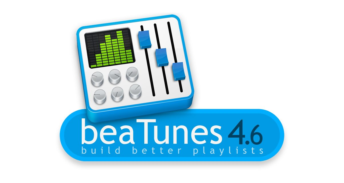 beaTunes 4.6