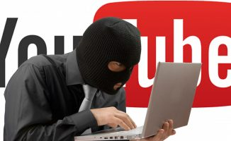 YouTube thief