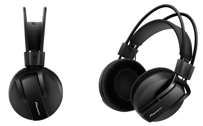 Pioneer HRM-7 Headphones