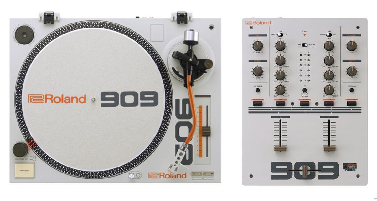 Roland DJ-TT DJ-99