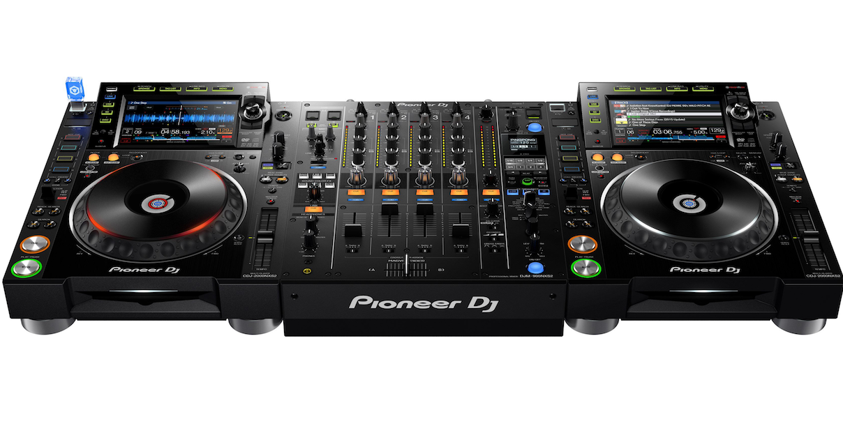 Dj Gear Is All Becoming The Same And That S Fine By Me