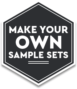 Make Your Own Sample Sets