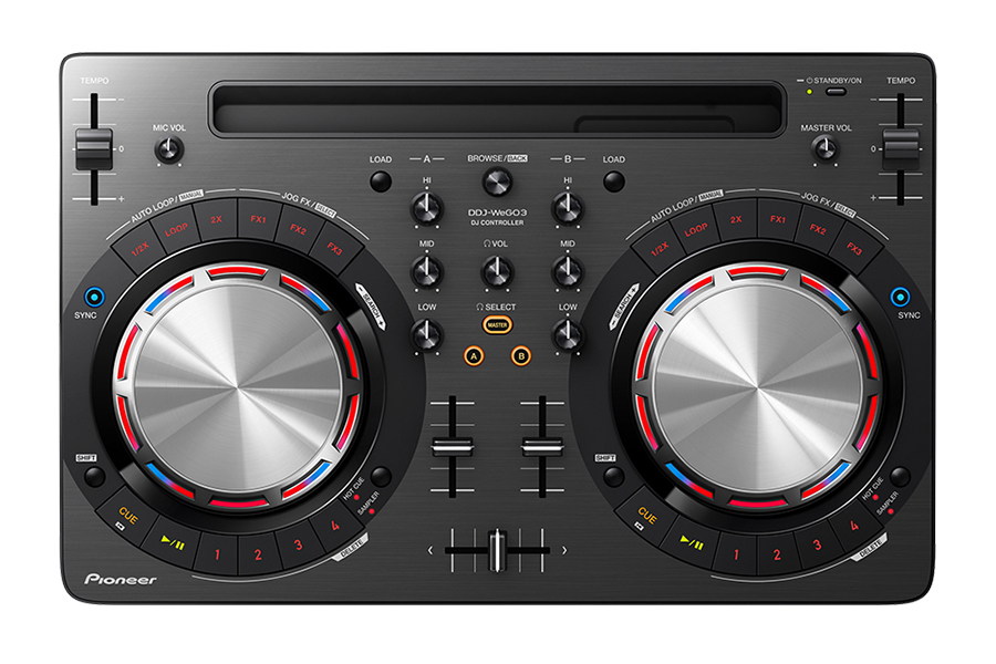 Pioneer DDJ-WeGO-R DJ System Drivers for Mac Download