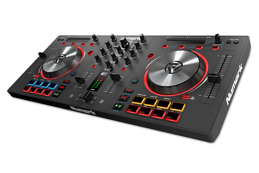 numark mixtrack pro 3 controller review digital dj tips. Black Bedroom Furniture Sets. Home Design Ideas