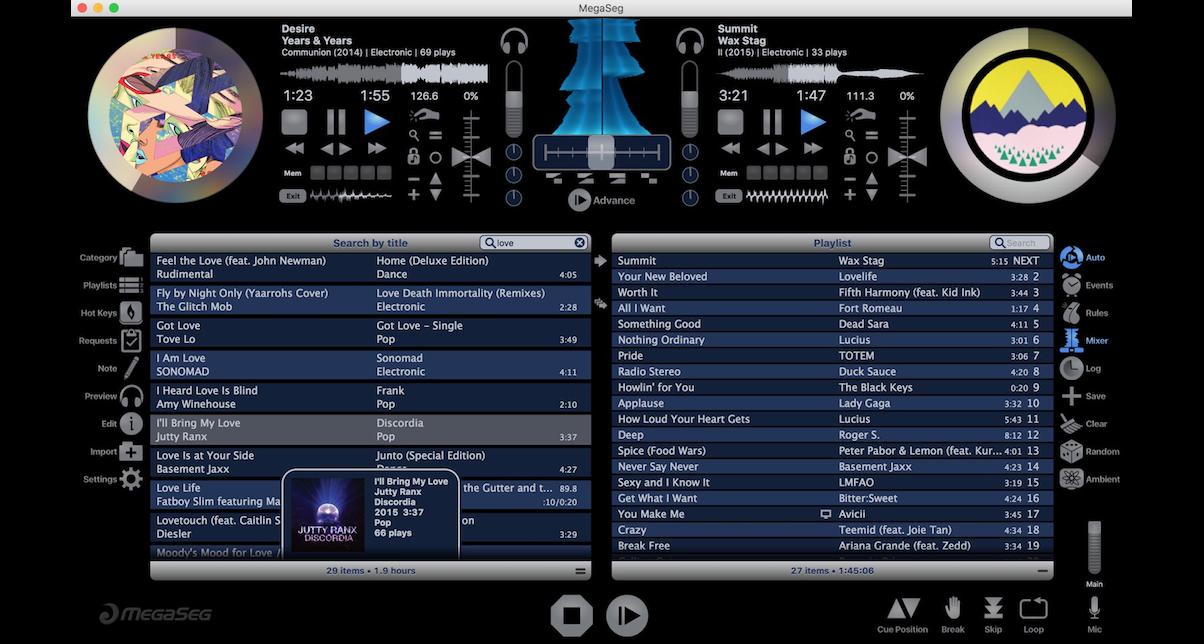 Megaseg Apple Music
