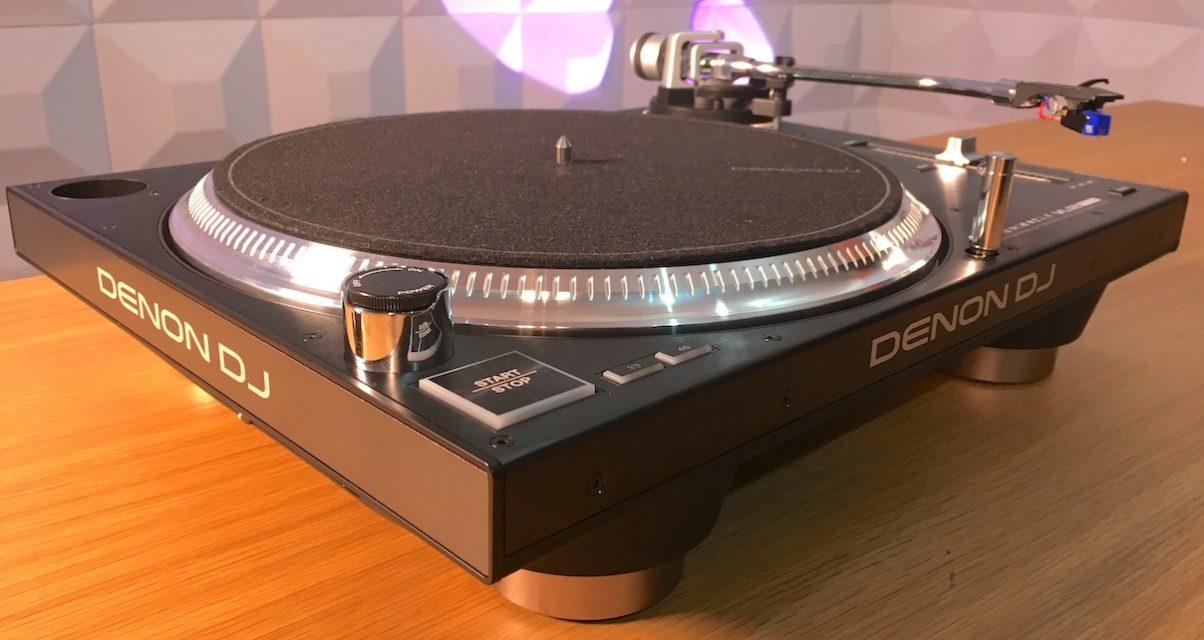 Denon DJ VL12 Prime Turntable Review - Digital DJ Tips