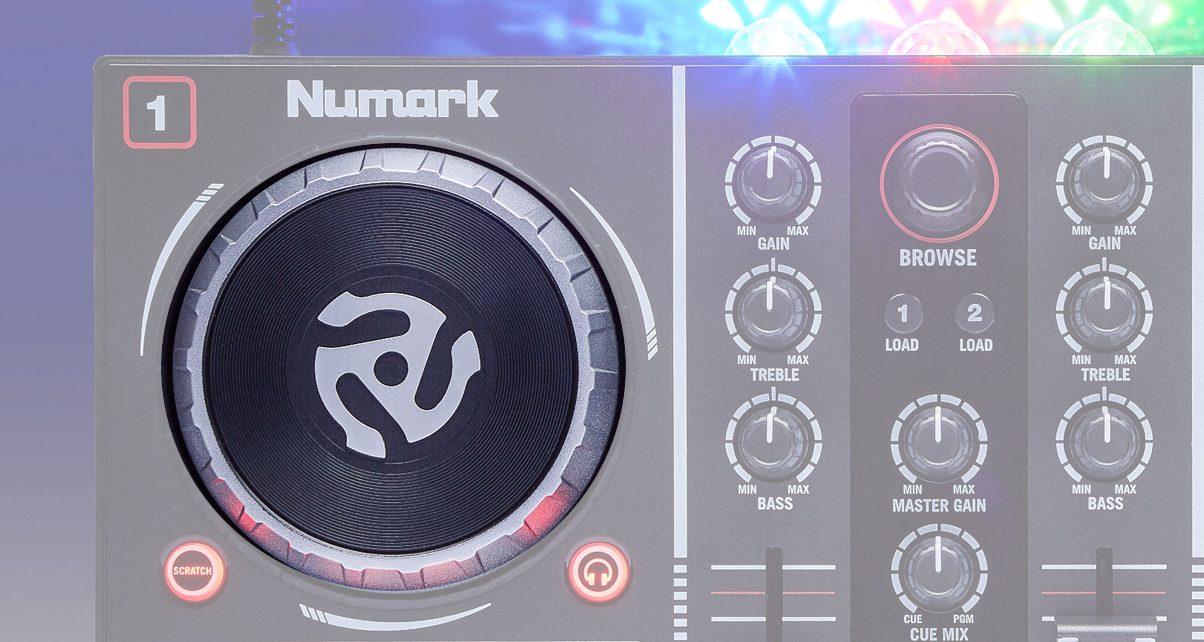 Numark Party Mix Controller Review - Digital DJ Tips
