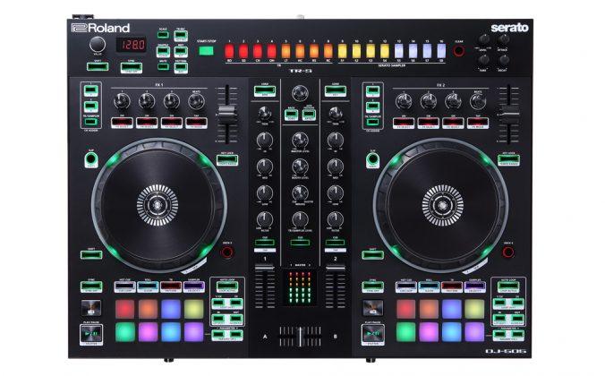 Roland-DJ-505