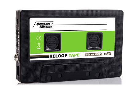 Reloop Tape USB Mixtape Recorder