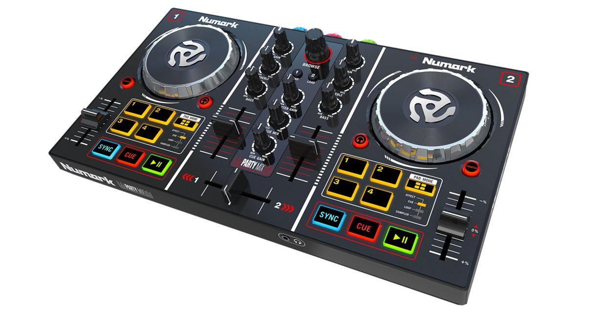 Numark-Party-Mix-Review
