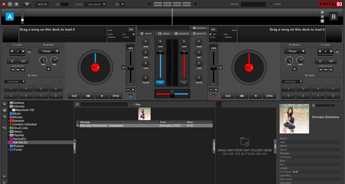 atomix virtual dj pro review