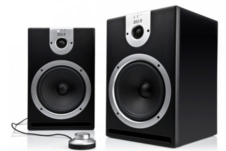 Reloop Wave 8 Active Monitors