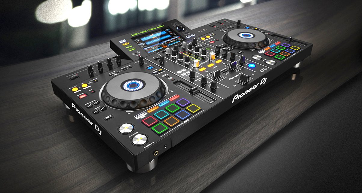 Pioneer Dj Officially Launches Xdj Rx2 All In One System