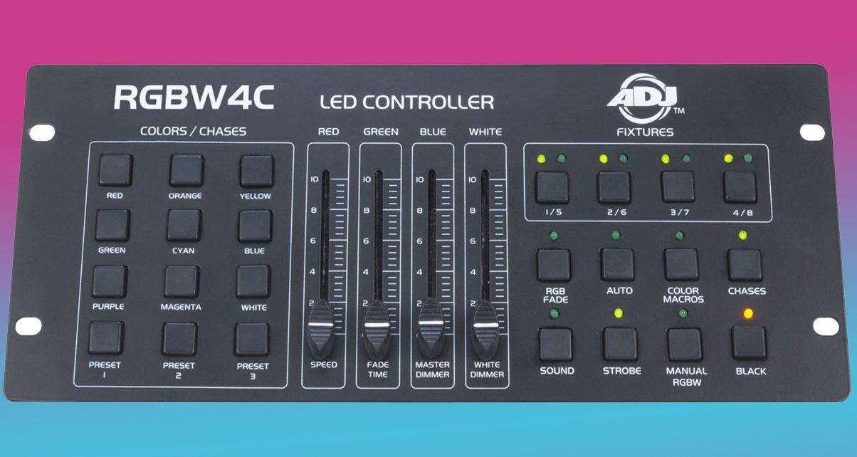ADJ-DMX-Controller