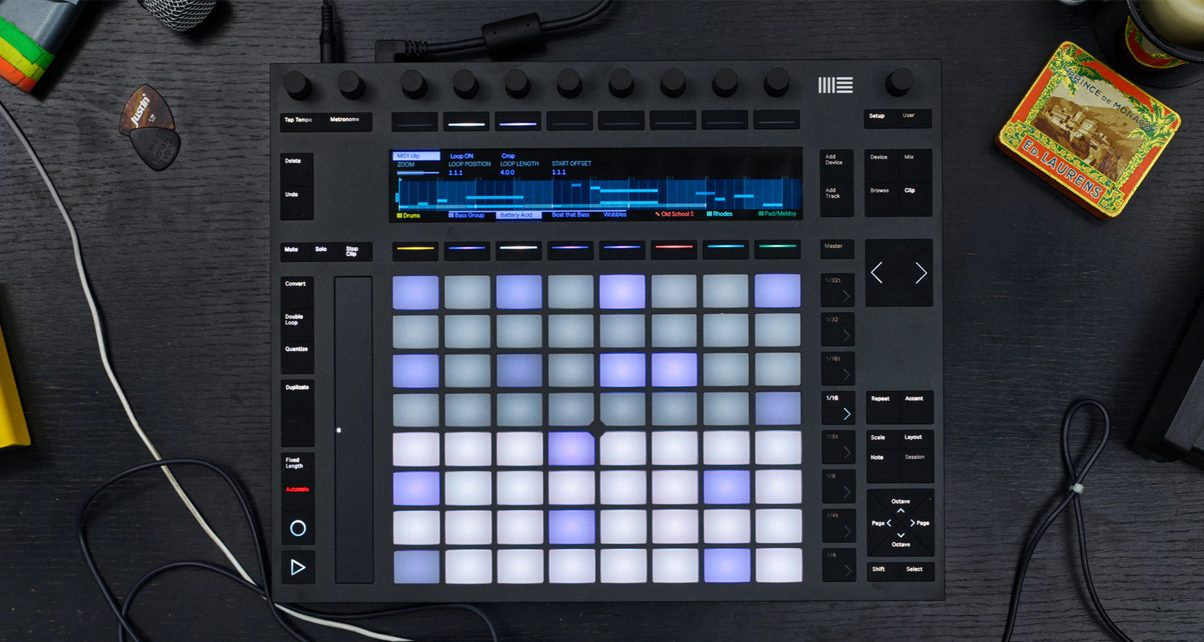 Ableton Live 10 Announced, Adds New Synth & Effect Plugins