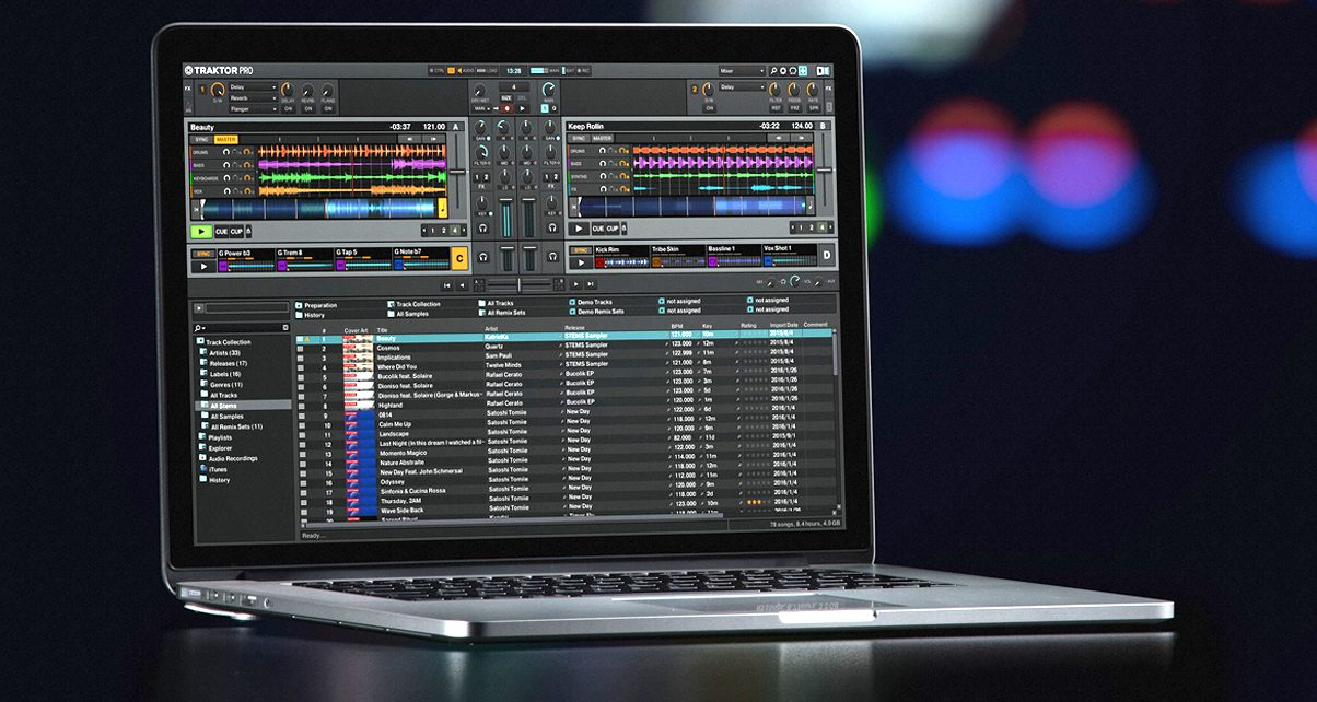 Traktor 2 11 1 Released, Brings Track Colour Coding