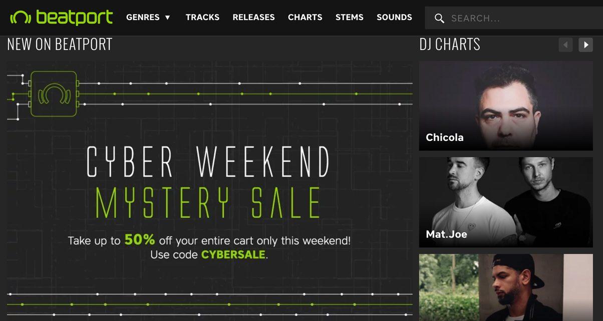 Roundup: 7 (Other) Online Black Friday Sales For DJs