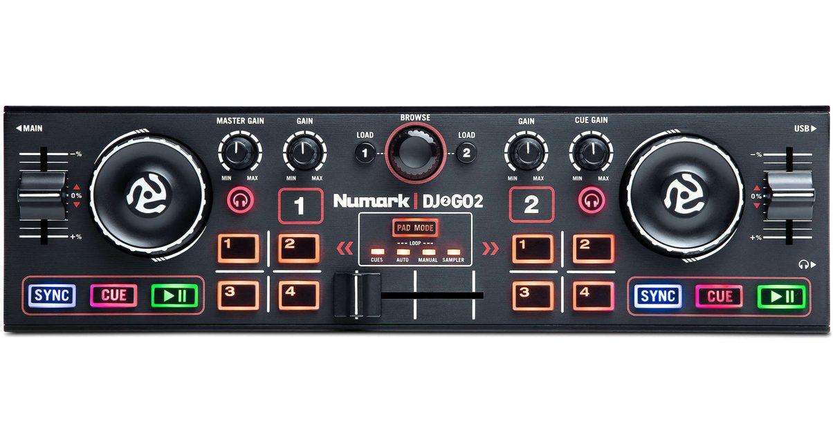 NUMARK DJ 2 GO DRIVER FOR PC