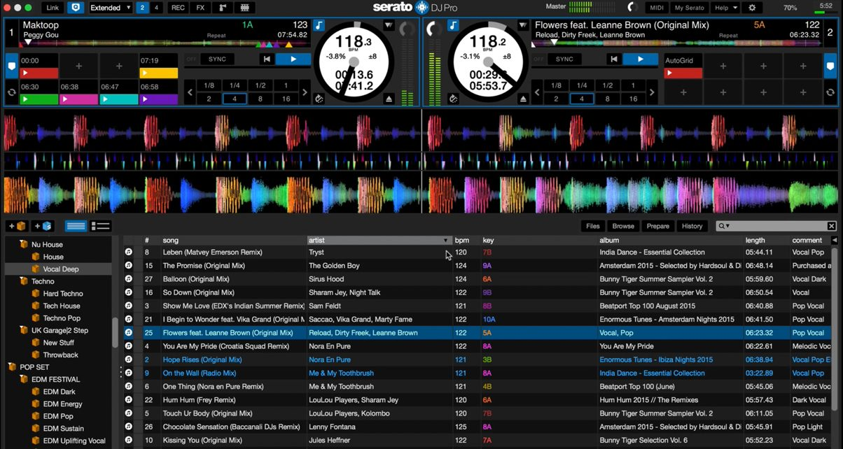 serato dj windows 7
