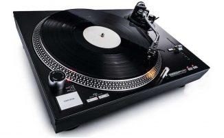 Reloop RP-4000 MK2 Budget DJ turntable