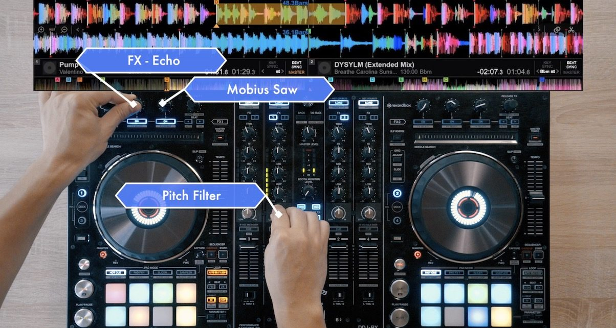 pitch filter