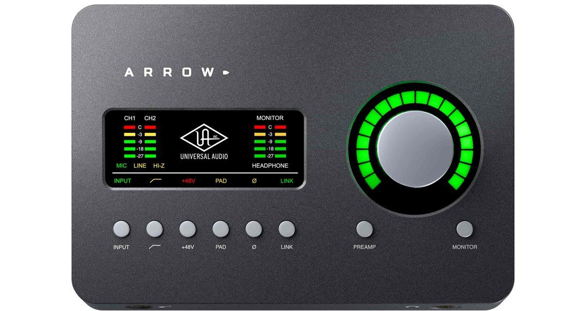 Universal Audio Arrow Interface Review - Digital DJ Tips