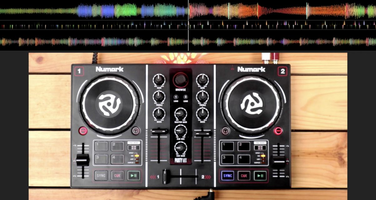 How To Use Your Numark Party Mix With Serato - Digital DJ Tips