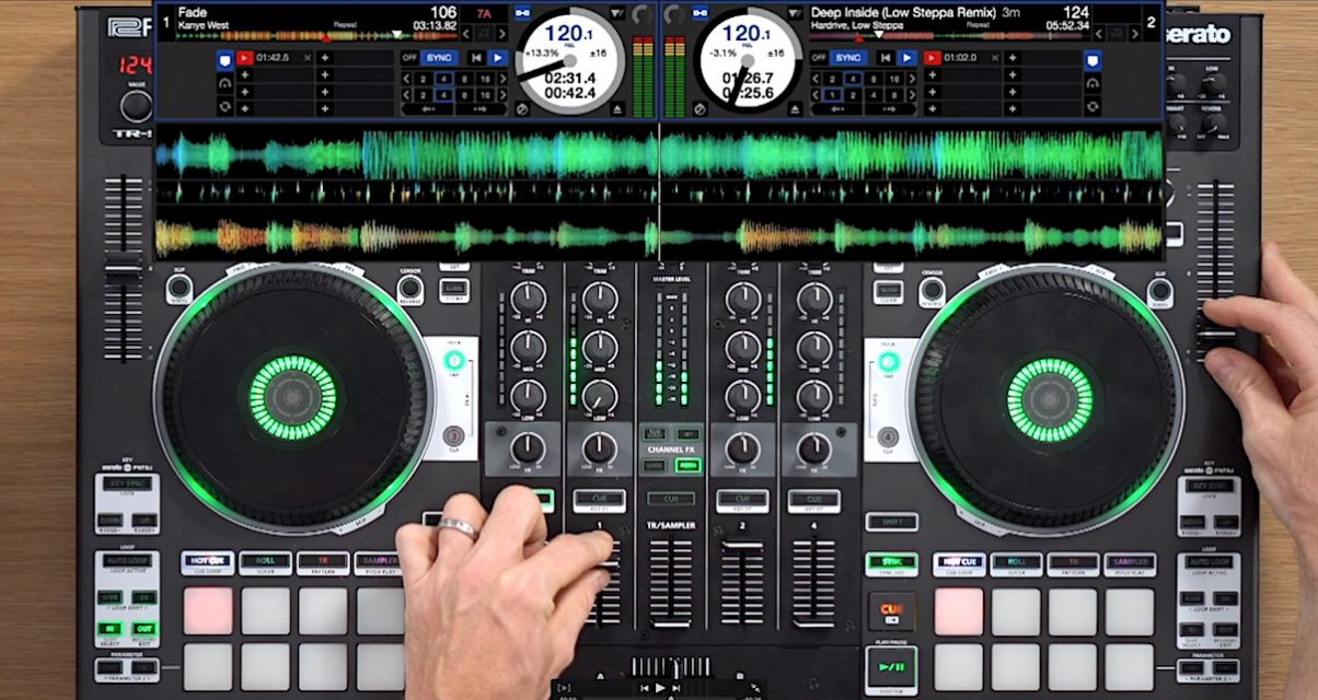 DJ transition