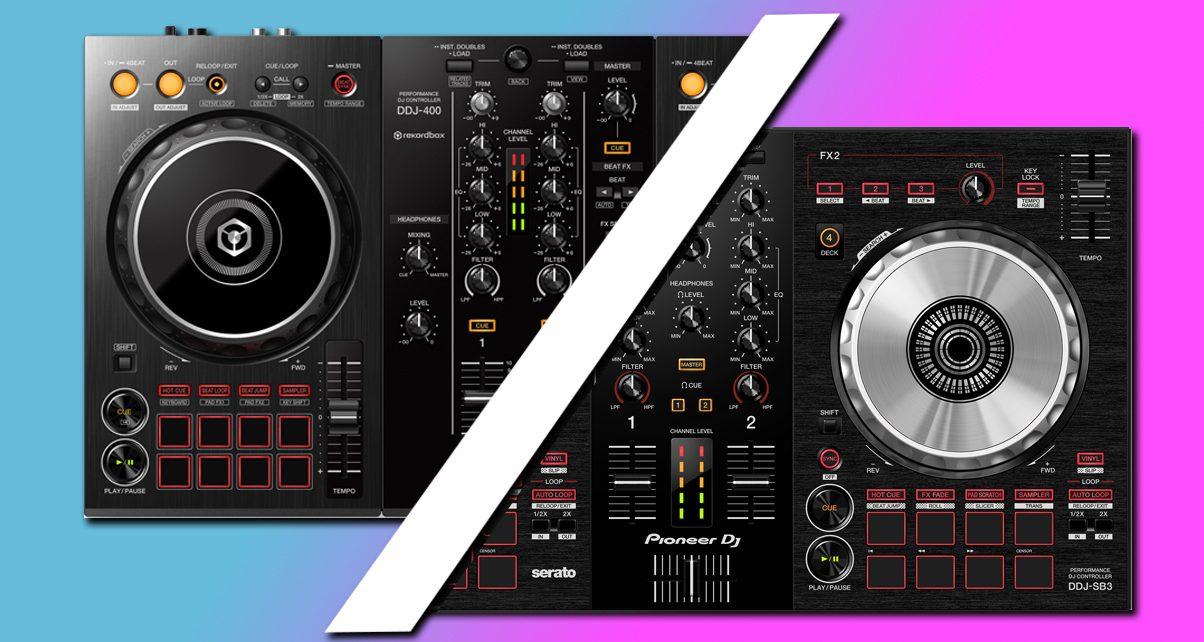 Head To Head: Pioneer DJ DDJ-400 Vs DDJ-SB3 - Digital DJ Tips