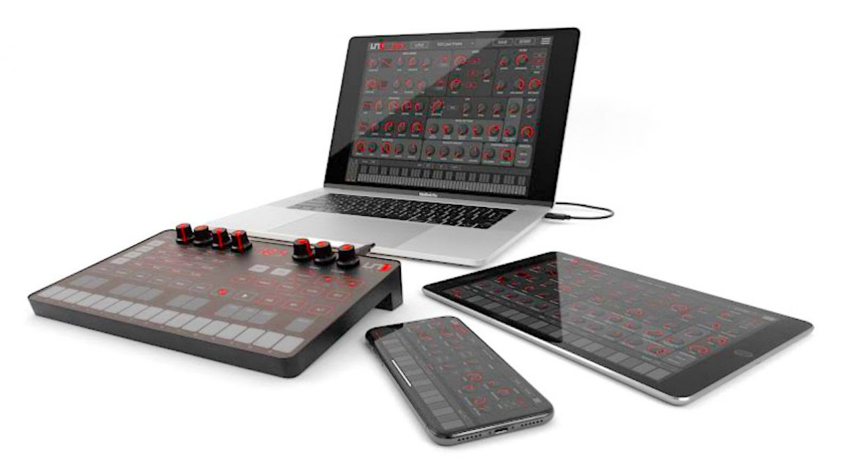 IK Multimedia Releases UNO Synth Editor For Mac, PC & iOS