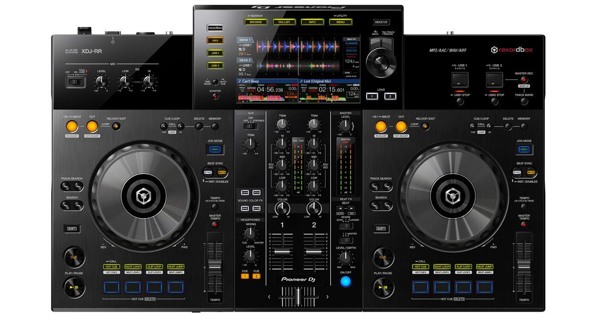 Pioneer DJ XDJ-RR All-In-One Rekordbox DJ System Review