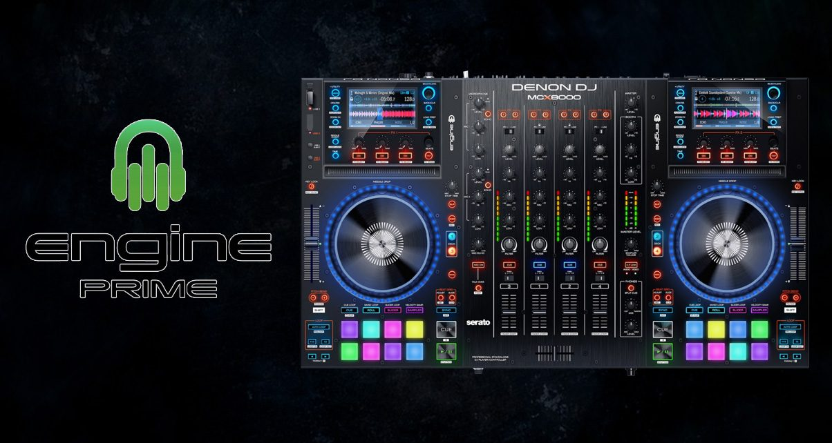 Denon DJ's MCX8000 Now Works With Engine Prime - Digital DJ Tips