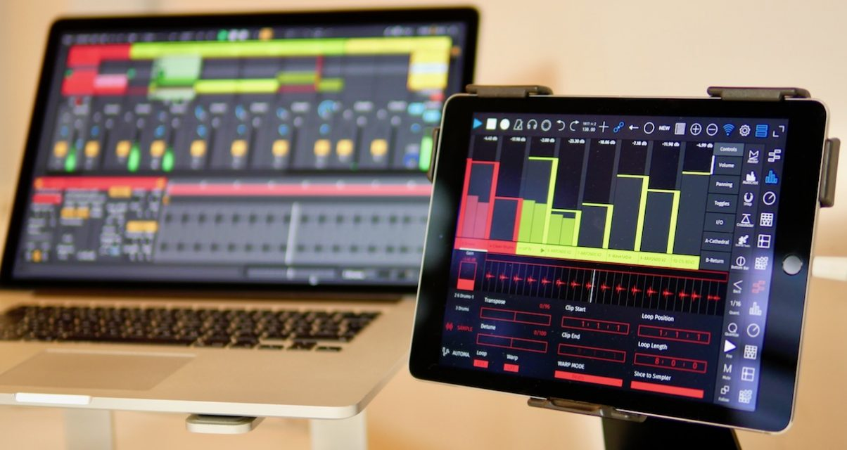 TouchAble Pro Gives You A WiFi Control Surface For Ableton