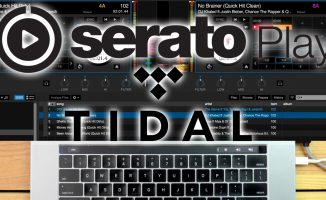 Streaming Returns To Serato: Tidal & SoundCloud Integrations