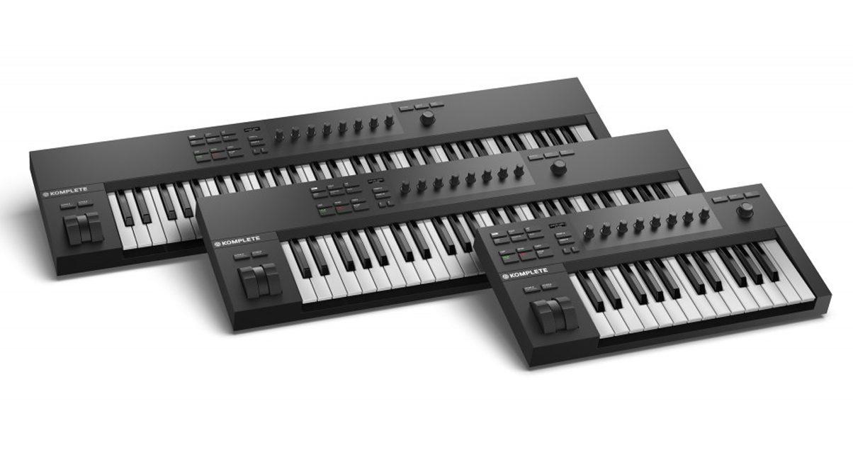 Komplete-Kontrol-A-Series