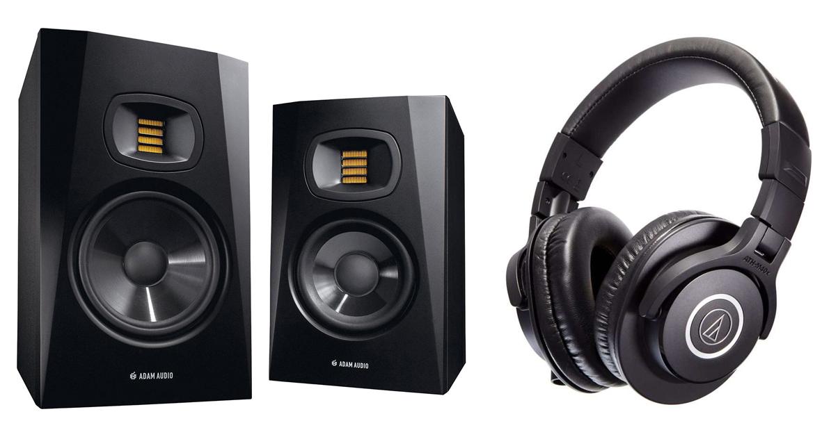 Speakers-Headphones