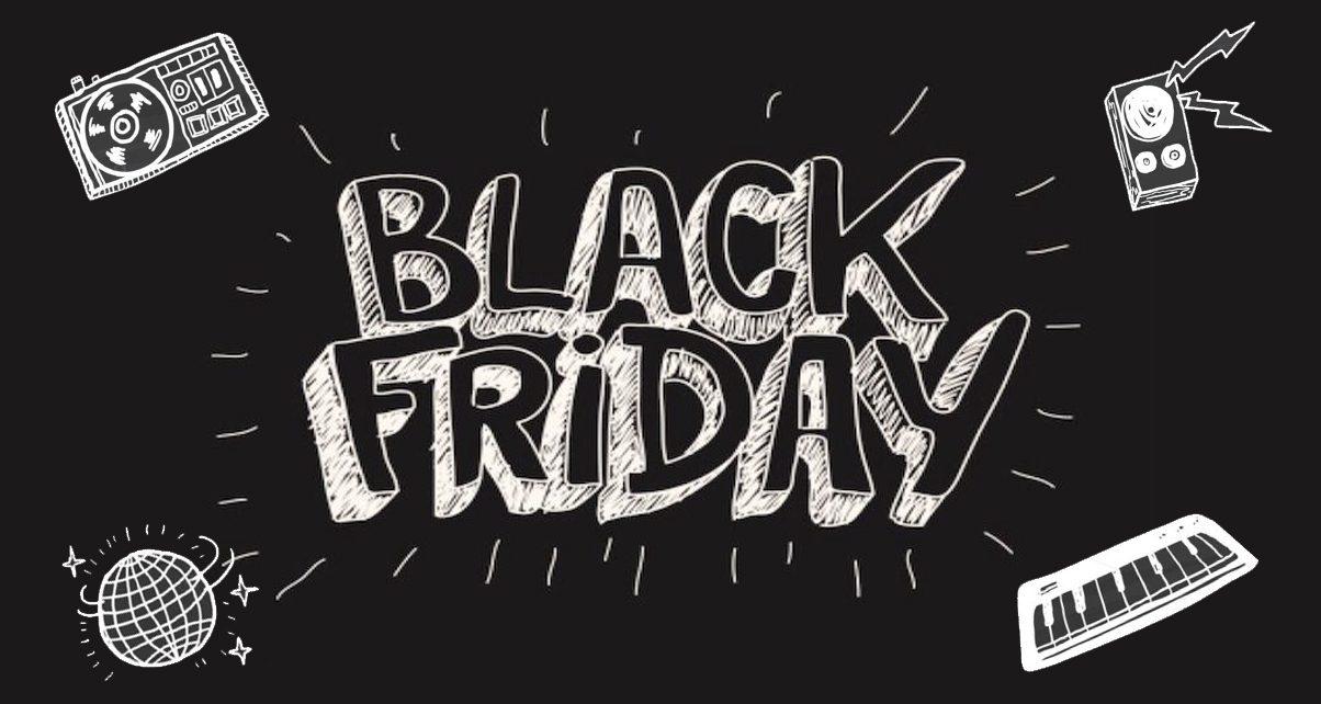 The Best Black Friday Deals For DJs - Digital DJ Tips