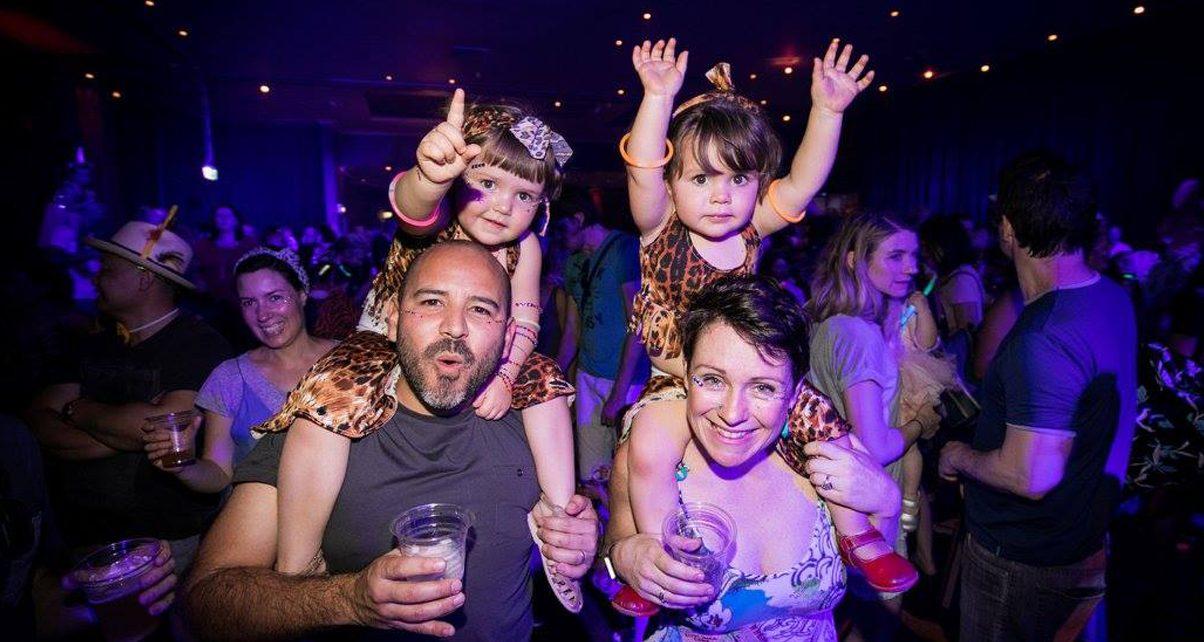 Family-Raves