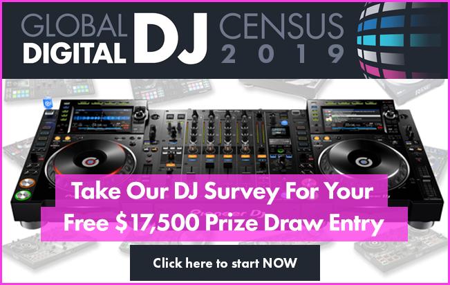 DJ Census 2019
