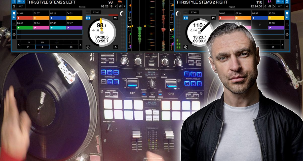 DJ Skill Sessions #41: DJ Rasp Funky Acapellas Mashup