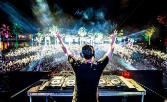 Festival-DJ