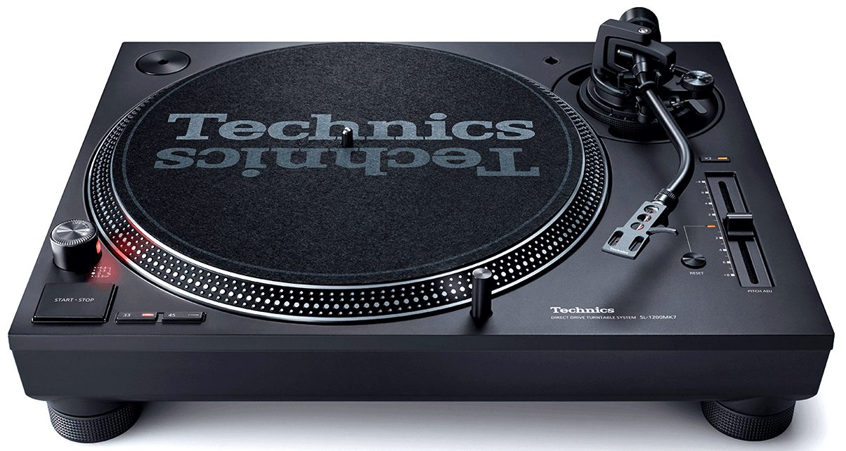new Technics SL-1200